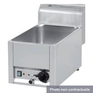 Location bain marie electrique table de cuisine for Equipement electrique cuisine
