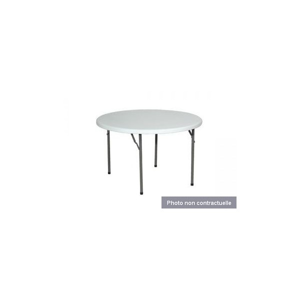 Dauphin R Ception Location Mobilier Tables Et Chaises Location Table Ronde 1 20 M 6 Places