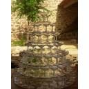 Location Fontaine à champagne pour 70 coupes