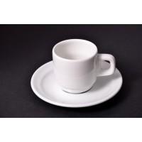 Location Sous-tasse à café Porcelaine