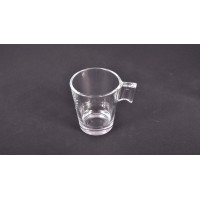 "Location Tasse verre ""Hotcup"" 9cl"