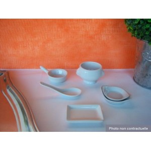 """Location """"Mises en bouche"""" porcelaine"""