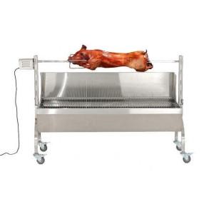 Barbecue à Méchoui / Tourne Broche cuisson horizontale