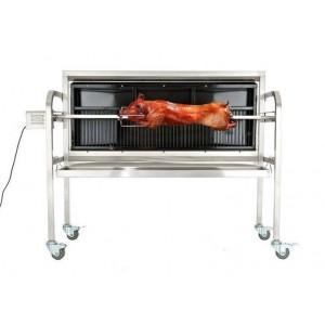 barbecue m choui tourne broche cuisson verticale. Black Bedroom Furniture Sets. Home Design Ideas
