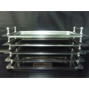 Location Plateau inox empilable gastro 1/1